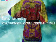 Aztec Dreaming Kimono