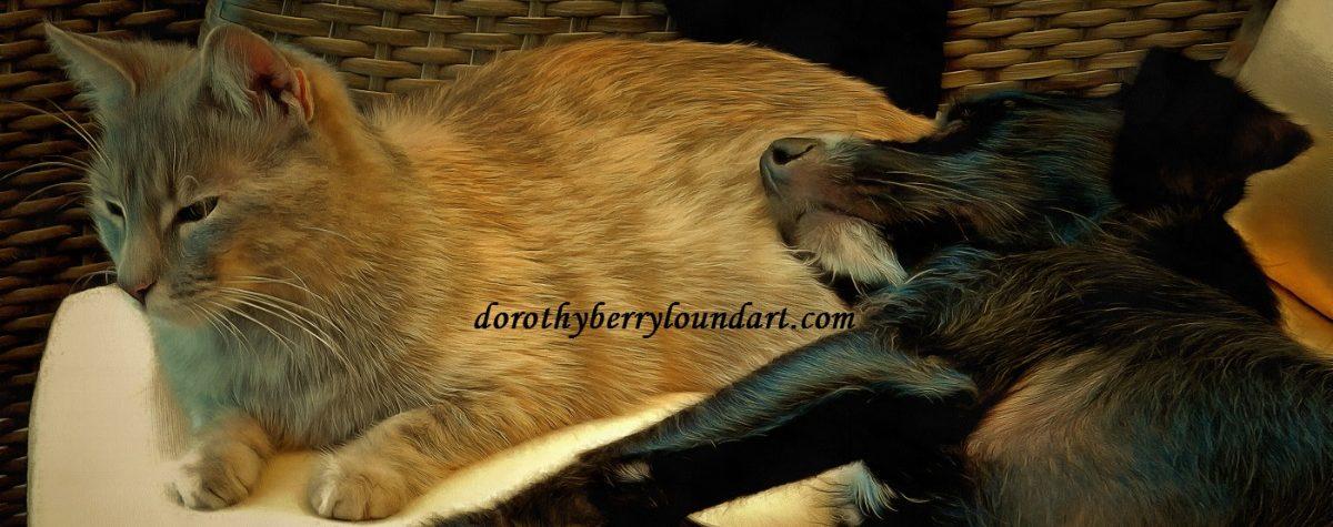 Dorothy Berry-Lound Art Blog